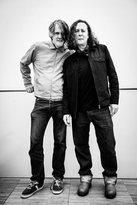 Jonn Penney & Miles Hunt